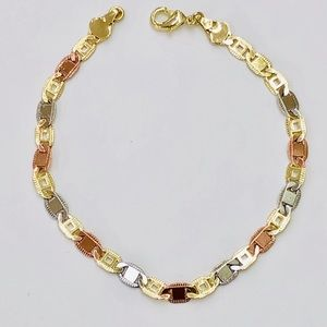 Other - Gold Plated Guci Link bracelet